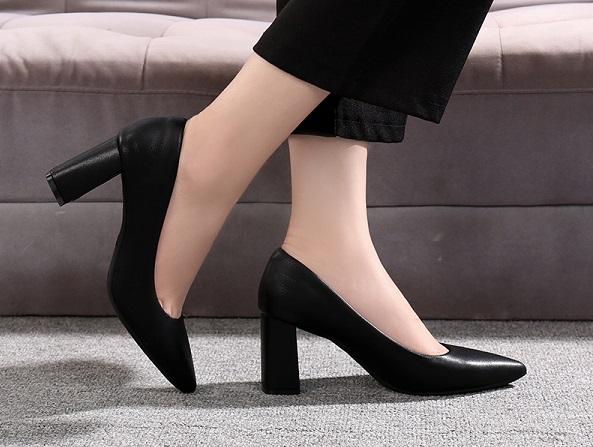 Top shop bán giày tây nữ cao cấp chất lượng tại Gò Vấp, TpHCM