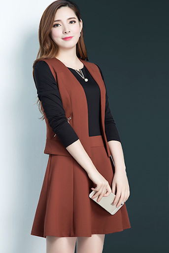 Top shop bán váy đầm công sở giá rẻ cho nữ tại Quận 1, TP.HCM