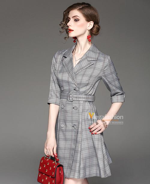 Top shop bán váy đầm vest cho nữ cao cấp tại Quận 3, TP.HCM