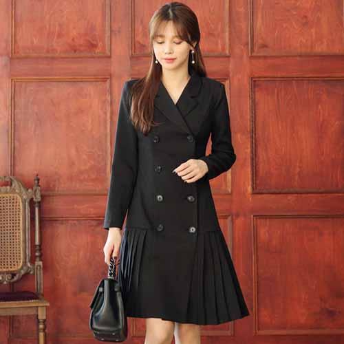 Top shop bán váy đầm vest giá rẻ cho nữ tại Quận 1, TP.HCM