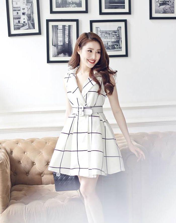 Top shop bán váy đầm vest giá rẻ cho nữ tại Quận 3, TP.HCM