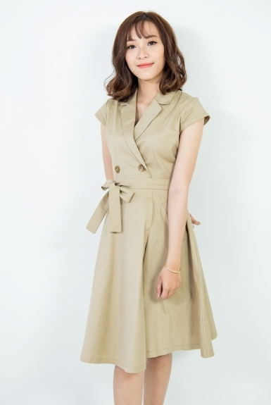 Top shop bán váy đầm vest giá rẻ tại Quận 8, TP.HCM