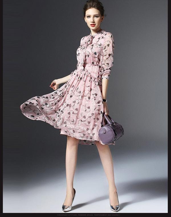 Top shop bán váy đầm xòe cho nữ tại Quận 7, TP.HCM
