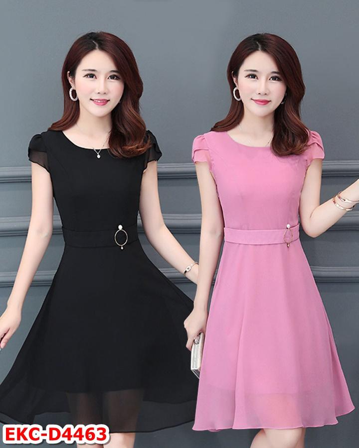 Top shop bán váy đầm xòe giá rẻ cho nữ tại Quận 1, TP.HCM