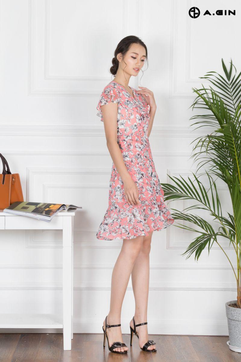 Top shop bán váy đầm xòe giá rẻ cho nữ tại Quận 5, TP.HCM