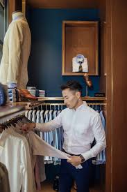 Top shop thời trang công sở nam cao cấp tại Quận 7, TP.HCM