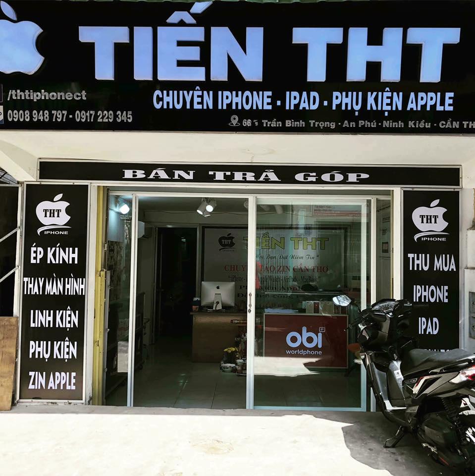 Cửa hàng điện thoại Tiến THT