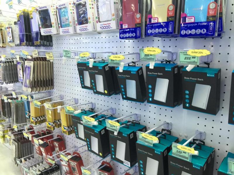 Cửa hàng phụ kiện điện thoại Nguyên Bình