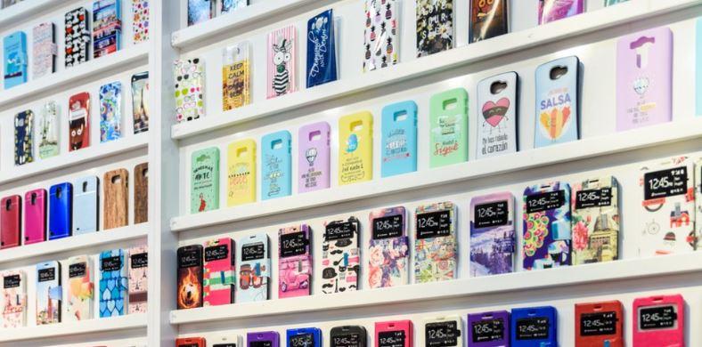 Cửa hàng phụ kiện điện thoại Sài Gòn Phone