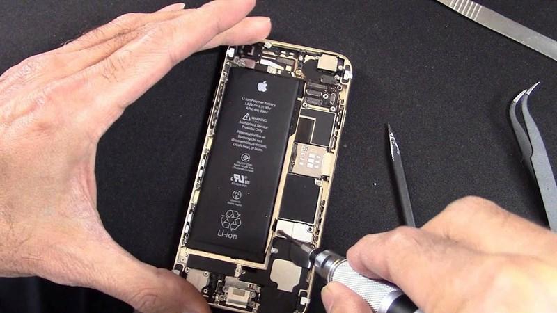 Cửa hàng sửa chữa điện thoại Apple An Phú