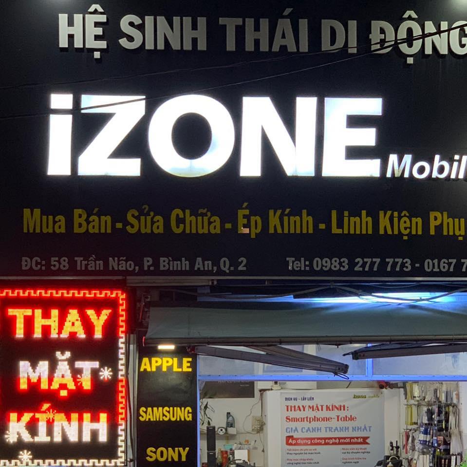 Cửa hàng sửa chữa điện thoại iZONE MOBILE
