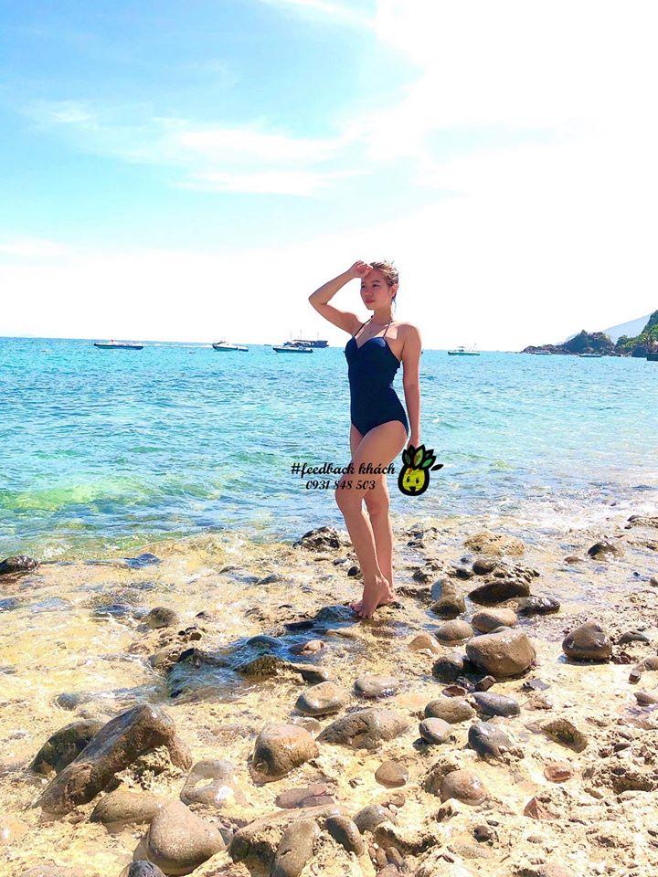 Đồ bơi nữ Dứa Bikini & Sportwear