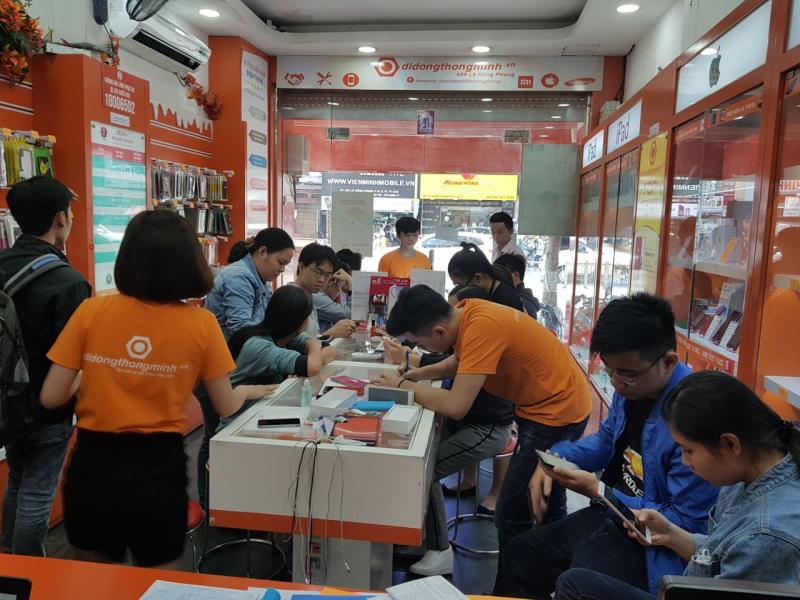 Top cửa hàng điện thoại uy tín nhất tại Cần Thơ
