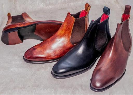 Top shop bán giày boot nam tại Quận 8, TpHCM