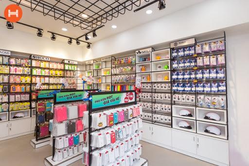 Top shop bán phụ kiện điện thoại tại TP.HCM