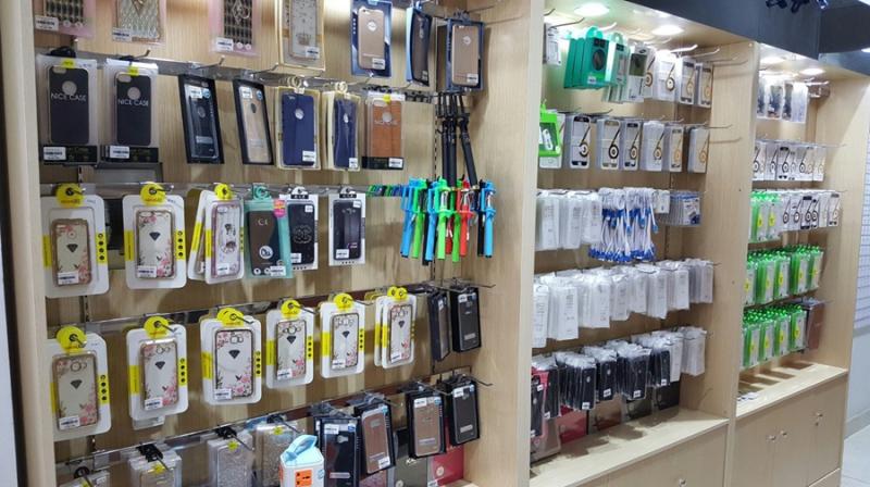 Top shop phụ kiện điện thoại tại Quận 1, TP.HCM