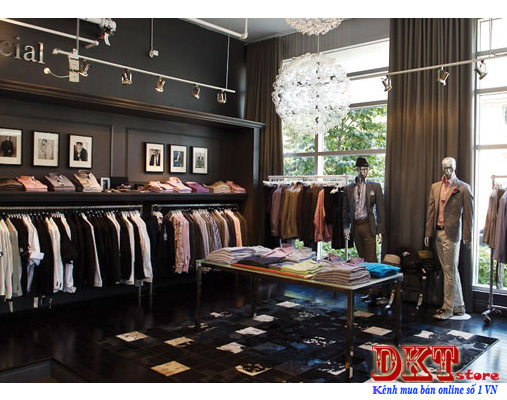 Top shop quần áo nam cao cấp tại Quận 10, TP.HCM