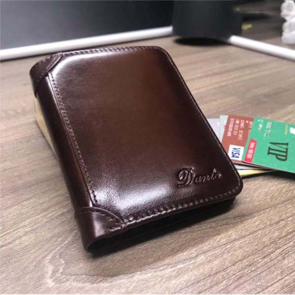 Top shop bán ví da nam giá rẻ uy tín tại Bình Thạnh, TPHCM