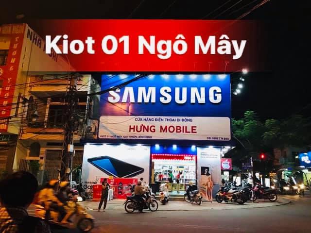 Cửa hàng điện thoại Hưng Mobile