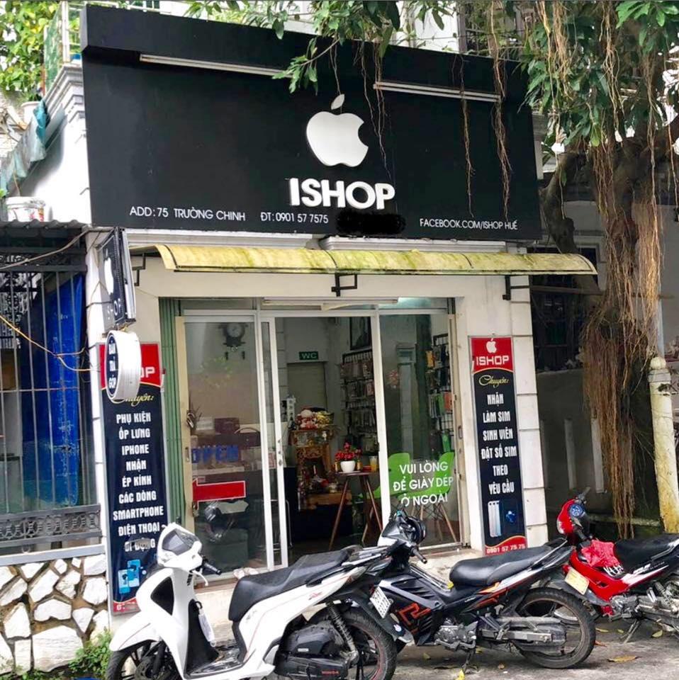 Cửa hàng điện thoại IShop