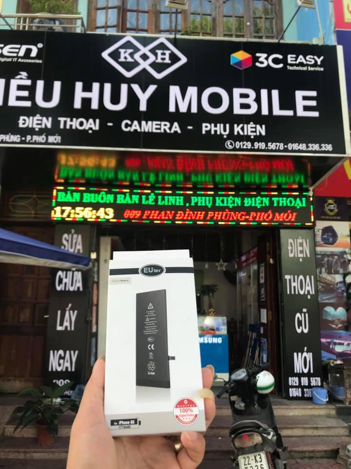 Cửa hàng điện thoại Kiều Huy Mobile