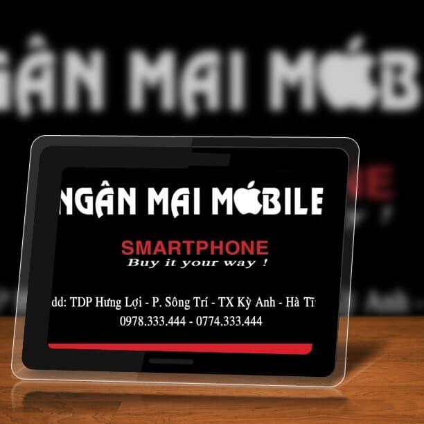 Cửa hàng điện thoại Ngân Mai Mobile
