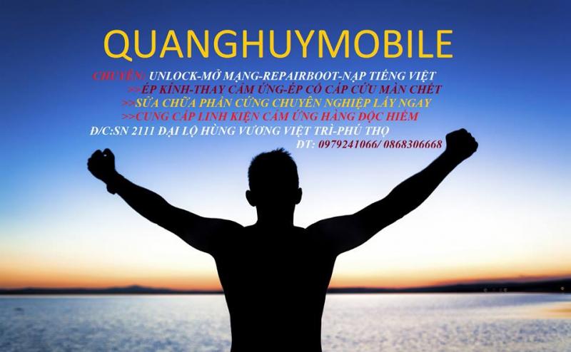 Cửa hàng điện thoại Quang Huy Mobile