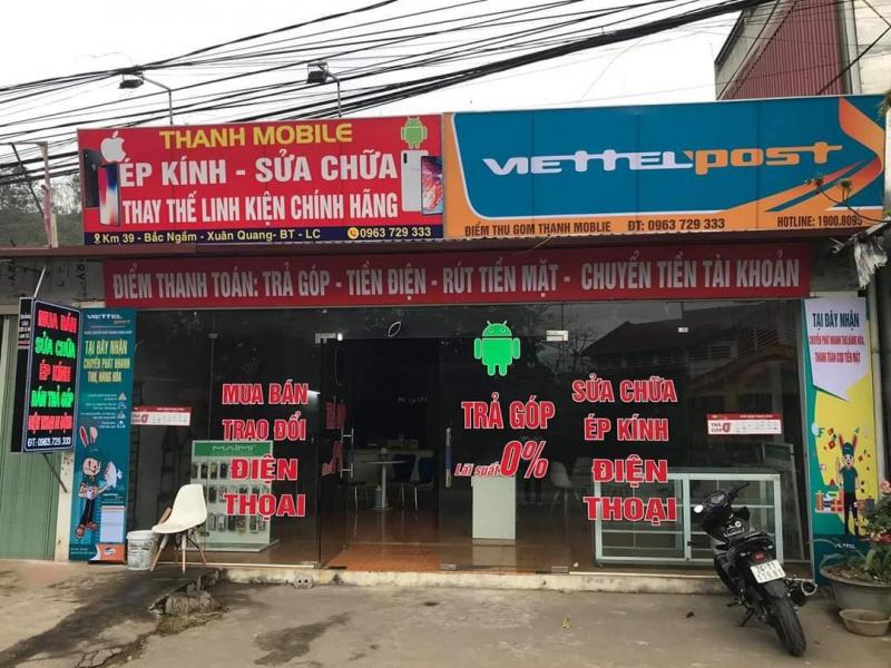 Cửa hàng điện thoại Thanh Mobile