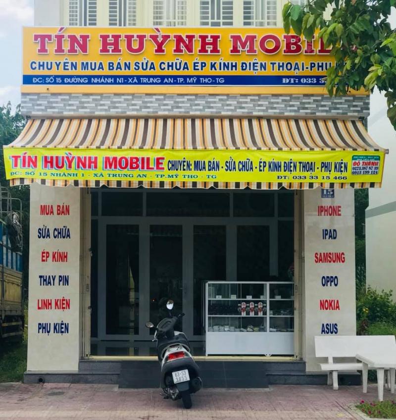 Cửa hàng điện thoại Tín Huỳnh Mobile