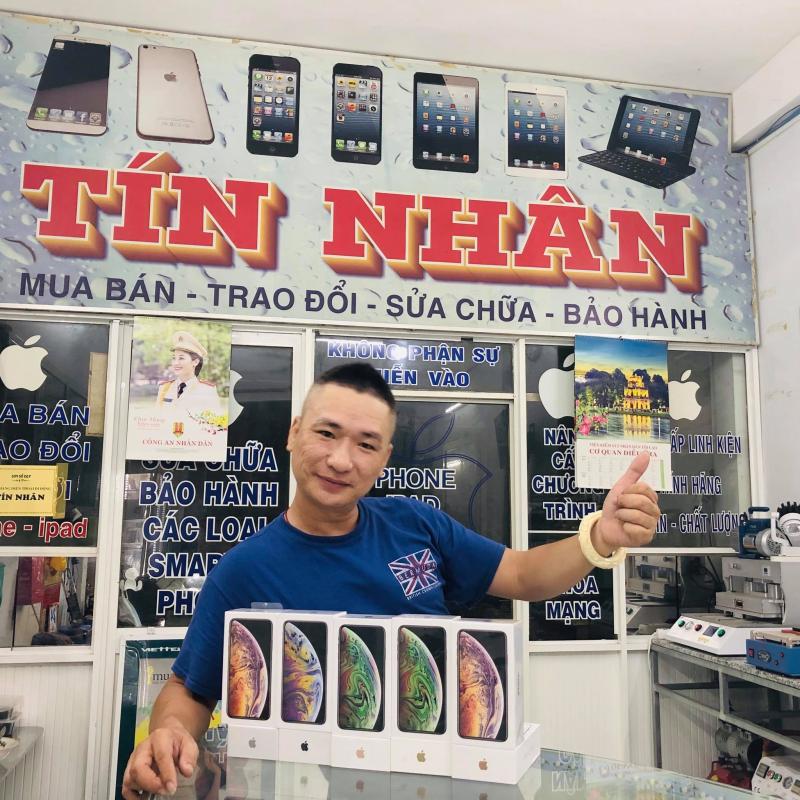 Cửa hàng điện thoại Tín Nhân Apple