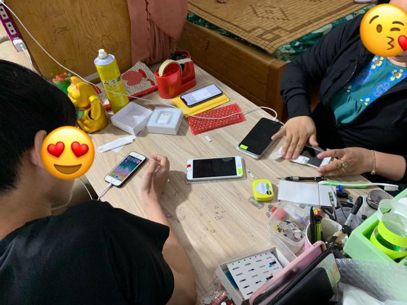 Cửa hàng mua bán, sửa chữa điện thoại Trần Ngọc Hiếu