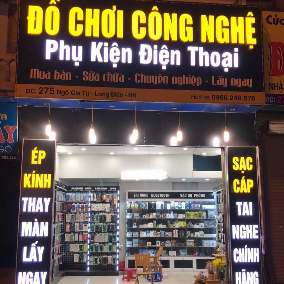 Cửa hàng phụ kiện điện thoại Phukien160