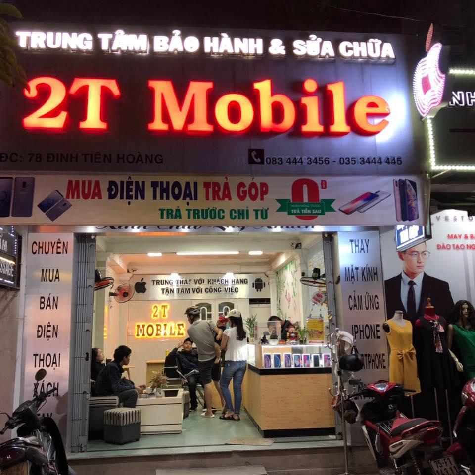Cửa hàng sửa chữa điện thoại 2T Mobile