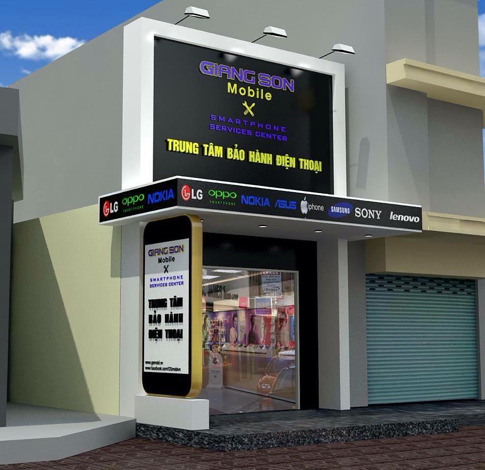 Cửa hàng sửa chữa điện thoại Giang Sơn Mobile