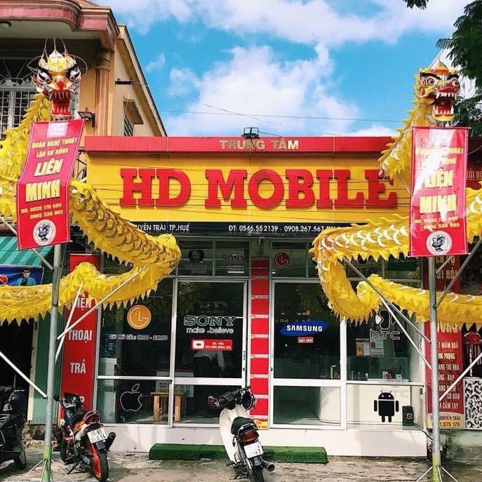 Cửa hàng sửa chữa điện thoại HD Mobile