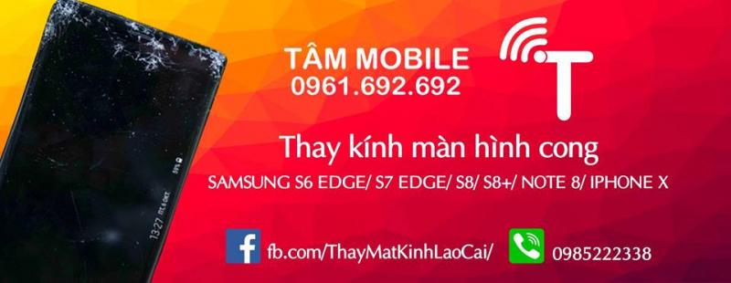 Cửa hàng sửa chữa điện thoại Tâm Mobile