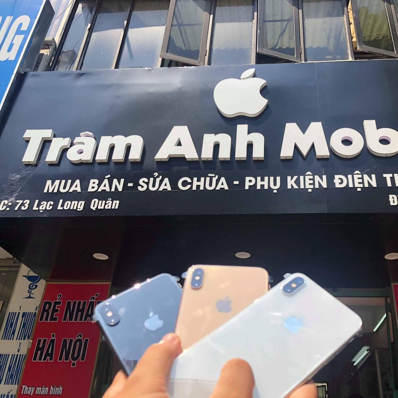 Cửa hàng sửa chữa điện thoại Trâm Anh's Mobile