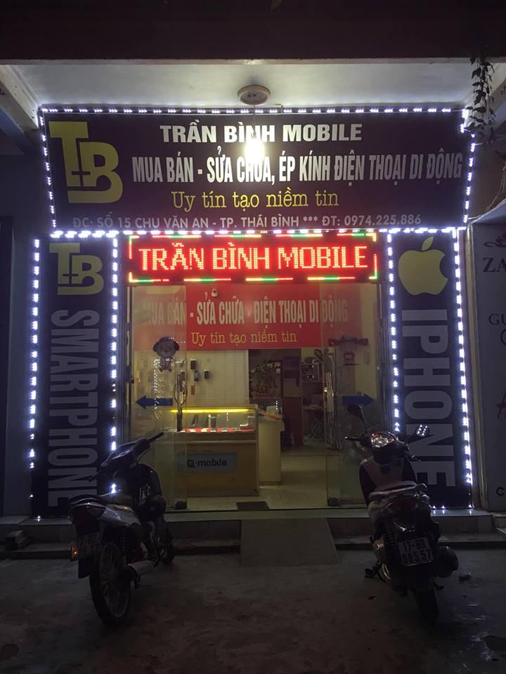 Top cửa hàng bán điện thoại uy tín - chính hãng tại TP.Thái Bình