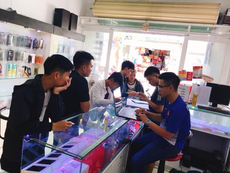 Top cửa hàng bán điện thoại uy tín tại TP.Vinh, Nghệ An