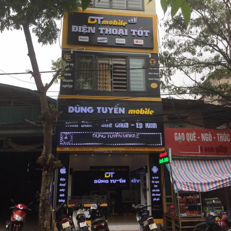 Top cửa hàng bán phụ kiện điện thoại tại TP.Việt Trì, Phú Thọ