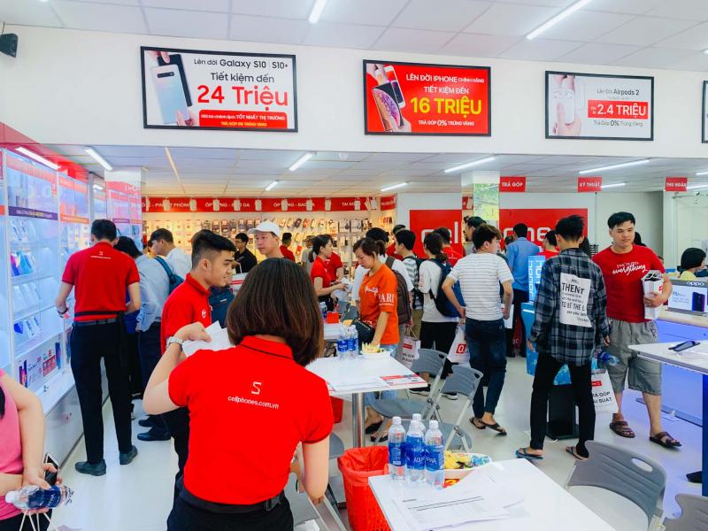 Top cửa hàng phụ kiện điện thoại tại Cần Thơ