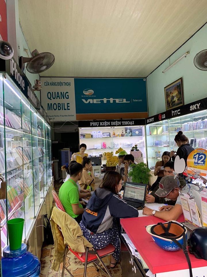 Top cửa hàng phụ kiện điện thoại tại TP.Quy Nhơn