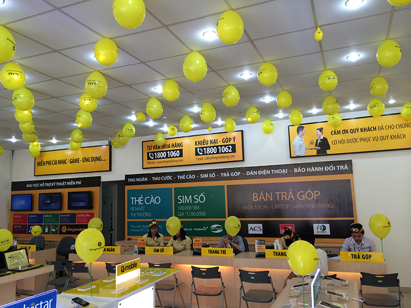 Top cửa hàng phụ kiện điện thoại tại TP.Thái Nguyên
