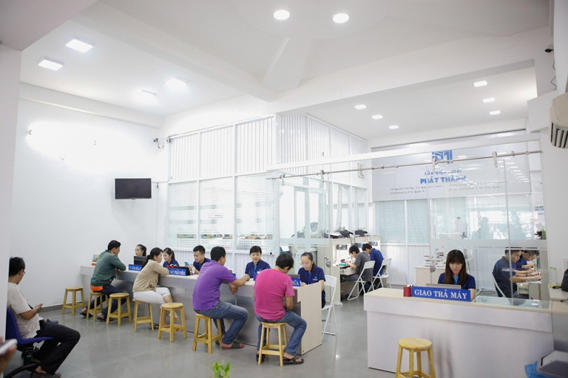 Top cửa hàng sửa chữa điện thoại tại Đà Nẵng