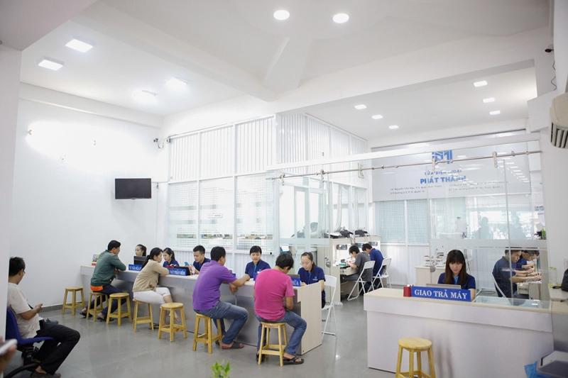 Top cửa hàng sửa chữa điện thoại tại quận Bình Thạnh, TP.HCM