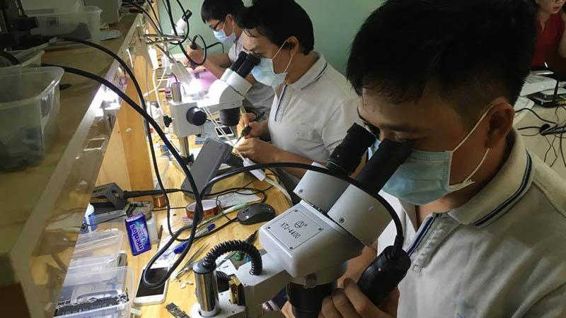 Top cửa hàng sửa chữa điện thoại tại quận Tân Bình, TP.HCM