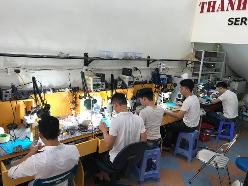Top cửa hàng sửa chữa điện thoại tại TP.Bắc Ninh