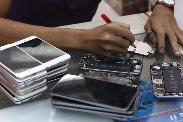 Top cửa hàng sửa chữa điện thoại tại TP.Hưng Yên