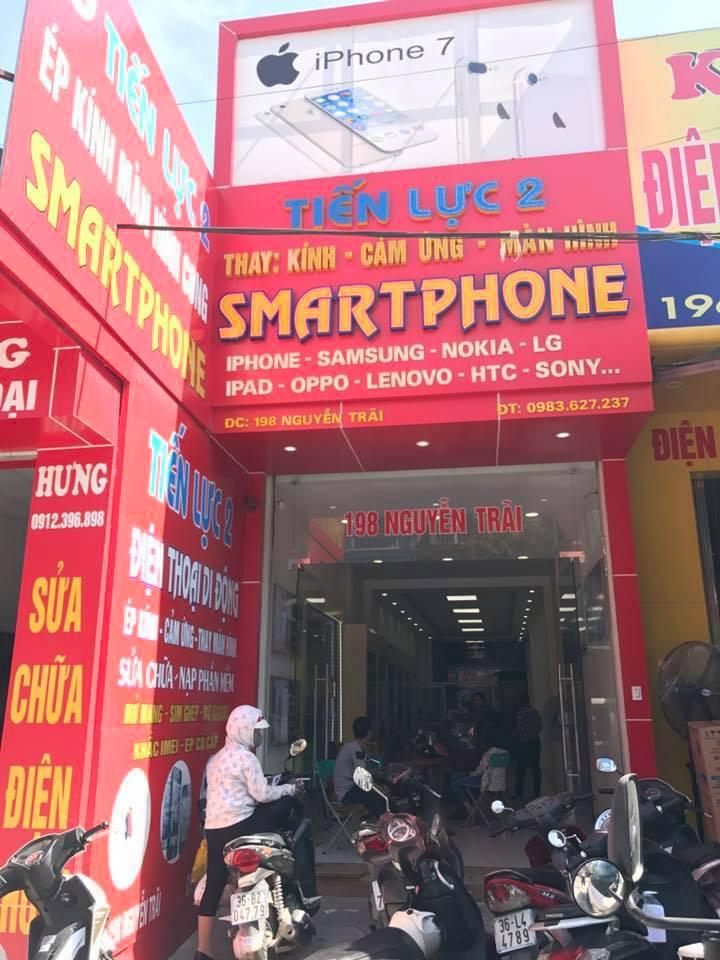 Top cửa hàng sửa chữa điện thoại tại TP.Thái Bình