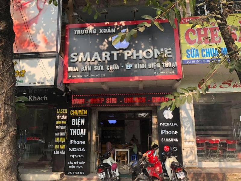 Top cửa hàng sửa chữa điện thoại tại TP.Việt Trì, Phú Thọ